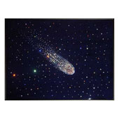 """Картина из кристаллов Сваровски """"Комета"""" Цена: 10200 руб."""