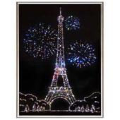 """Картина из кристаллов Сваровски """"Париж"""" Цена: 8800 руб."""