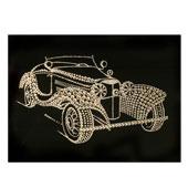 Картина из кристаллов Свароски-Ретро-кабриолет Цена: 14450 руб.