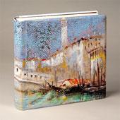 """Фотоальбом """"Венеция"""" в кейсе №02 Цена: 13700 руб."""