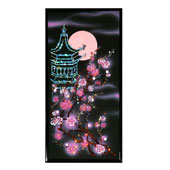 Пагода с сакурой Цена: 10700 руб.