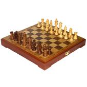 Шахматы малые деревянные неутяжеленные ТС-327 Цена: 4600 руб.