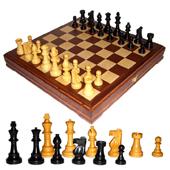 Шахматы стандартные утяжеленные ТС-715 Цена: 6400 руб.