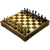 """Игровой набор: Шахматы """"Неваляшки""""с утяжелением, Домино, Колода карт, Шашки ТА-569 Цена: 12700 руб."""