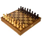 Шахматы стандартные с утяжелением ТС-716 Цена: 9590 руб.