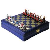 "!!Мини-шахматы ""Ледовое побоище"" (крашеные) Ш-94 Цена: 5500 руб."
