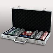"Покерный набор ""Флэш"" (300 фишек) Цена: 3700 руб."