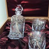 Набор для виски Зазеркалье  Цена: 24600 руб.