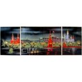 Москва (триптих) Цена: 43200 руб.