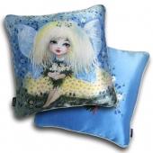 "Подарочная подушка ""Фея"" Цена: 1400 руб."
