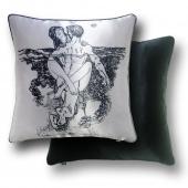 "Подарочная подушка ""Блаженство"" Цена: 2100 руб."