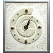 Часы из песка №09 Цена: 3200 руб.