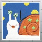 Часы из песка №25 Цена: 3900 руб.