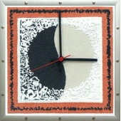 Часы из песка №127 Цена: 3700 руб.