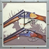Часы из песка №146 Цена: 3800 руб.