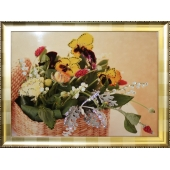 Корзина с цветами Цена: 9300 руб.