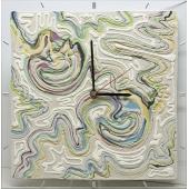Часы из песка №172 Цена: 3500 руб.