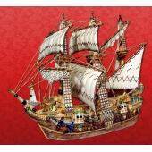 Штоф Корабль Цена: 29160 руб.