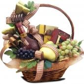 """Подарочный корзина """"Виноградная лоза"""" Цена: 4600 руб."""
