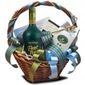 "Подарочный корзина ""Берюза"" Цена: 5750 руб."